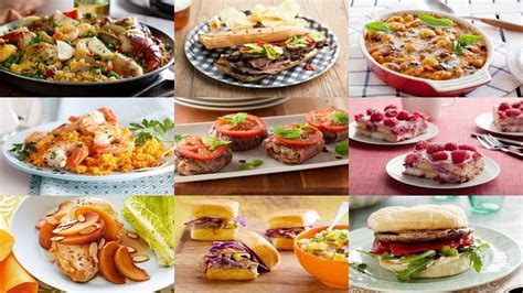 Summer Comfort Food by 49 Summer Comfort Foods Recipes Food Network Uk