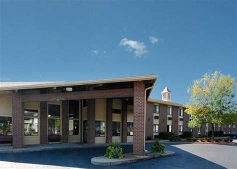 Comfort Inn In Mount Vernon Oh 740 392 6