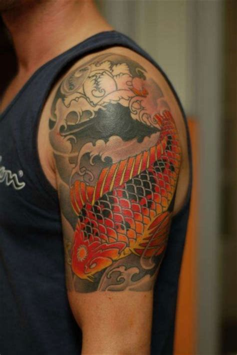 tattoo designs shoulder sleeve top 50 best shoulder tattoos for men next luxury