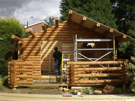 garden cabin benfleet garden cabin log cabins