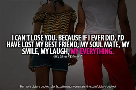 yourmyeverythingquotes   friend  soul mate  smile  laugh