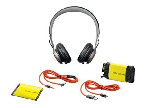 Jabra Steel Bluetooth Headset Earphone Garansi Resmi jabra revo wireless bluetooth headphones