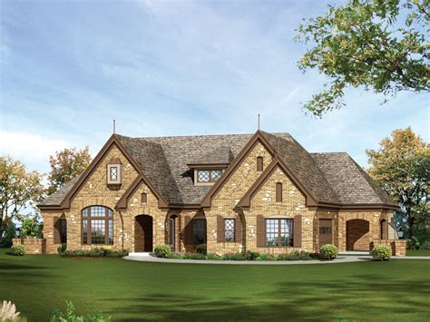 texas stone house plans stone covere two story home has country style and looks like a one story style chesire hills