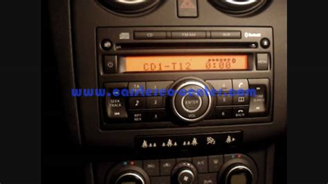 interfaccia usb sd card aux su nissan qashqai