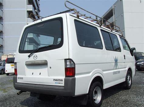 mazda car van mazda bongo van dx 2002 used for sale