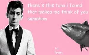 arctic monkeys valentines card alex turner s day meme stuff