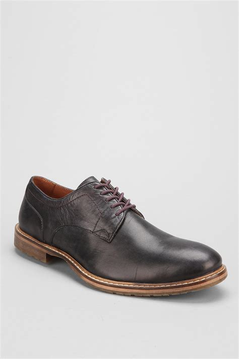 oxford shoes black outfitters oxford shoe in black for lyst