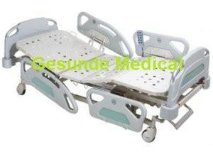 Tempat Tidur Rumah Sakit Elektrik 1 ranjang pasien rs elektrik new acare ahb 3en ranjang