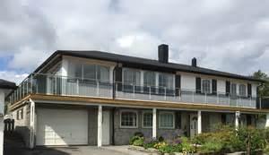 glaswand terrasse rustfritt rekkverk glassrekkverk med h 248 y kvalitet