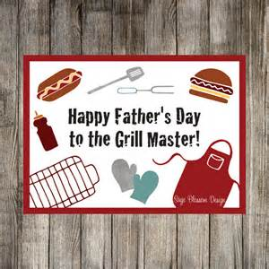 printable fathers day card happy s