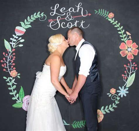 Wedding Backdrop Board by Chalk Board Backdrops And Signs In Adelaide By Nigel Eaton