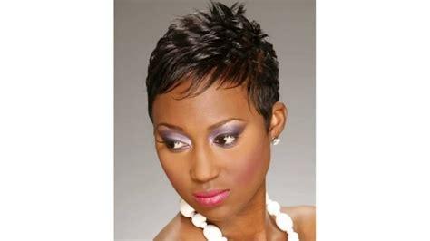 black hairstyles for medium hair youtube short pixie hairstyles for black women women medium haircut