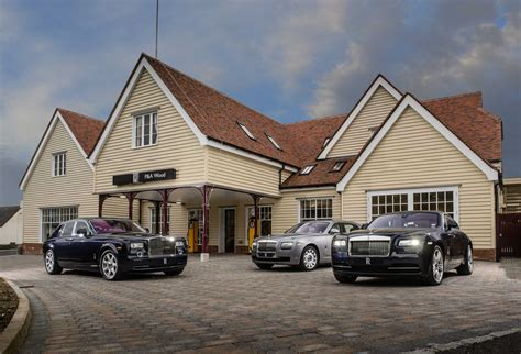 stansted motors rolls royce motor cars stansted p a wood