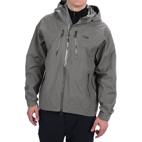 outdoor research alibi jacket climbingreport com outdoor research furio gore tex 174 jacket for men 7016p