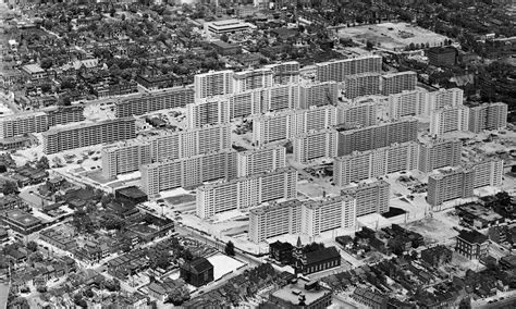 st louis public housing pruitt igoe the troubled high rise that came to define urban america a history of