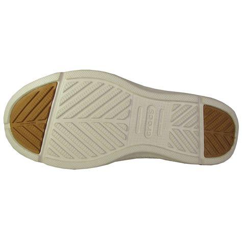 Crocs Thomson Low crocs mens thompson ii 5 low moc toe loafer shoes ebay