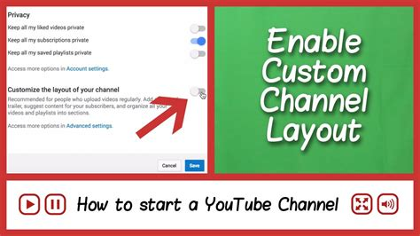 youtube layout update customize youtube channel layout 2017 update how to