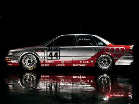 Audi V8 Dtm Motor by V8 Quattro Dtm Quando A Audi Colocou Uma Limousine Para