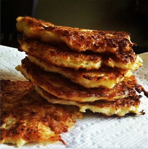 Paleo Cauliflower Pancakes Recipe
