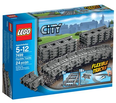 Exklusif Lego 7499 City And Track Berkualitas lego city track set 7499 at mighty ape nz
