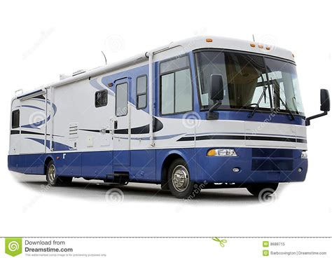 Custom Home Plans And Prices motor home rv royalty free stock photo image 8688715