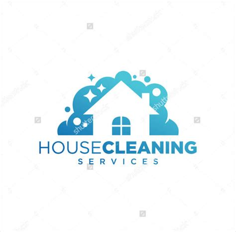 house cleaning logo design 9 exles of cleaning logos free premium templates