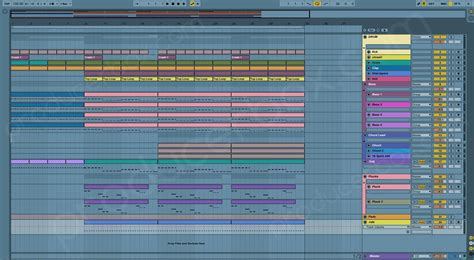 ableton trance template image collections templates