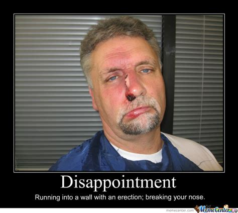 Disappointed Meme - disappointment by imalittlekitty meme center