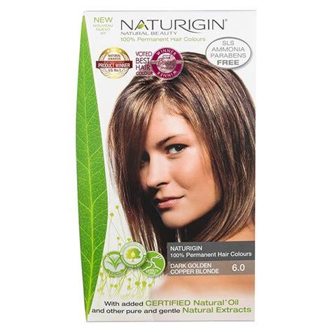 organic hair color buy naturigin organic hair colour 6 golden copper