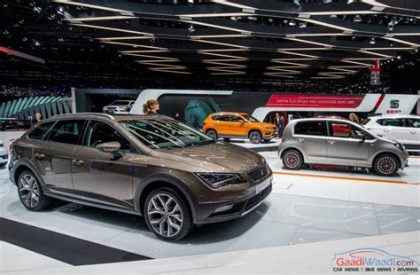 seat ateca black seat ateca makes global debut at 2016 geneva motor show
