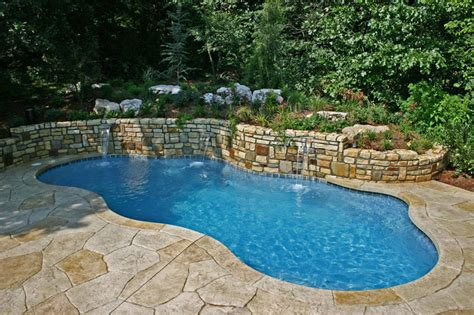 swimming pool in backyard mini in ground pool kits studio design gallery