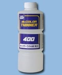Mr Color Thinner 400 By Animemachi mr color thinner 400 400ml mr hobby 104