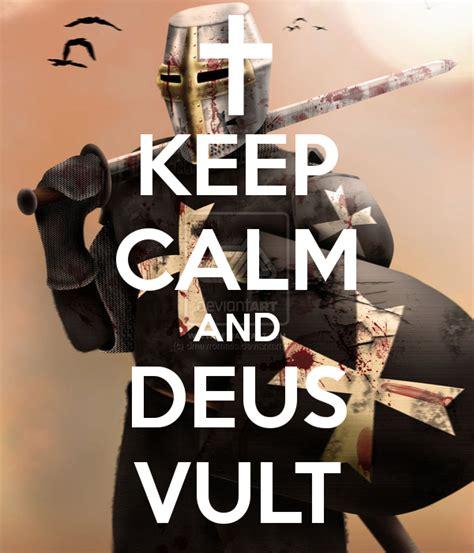 tattoo islam qa keep calm and deus vult deus vult know your meme