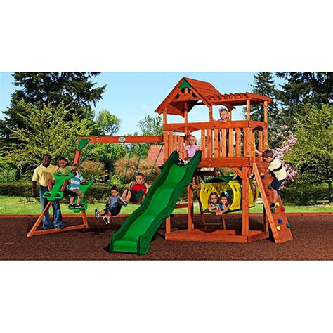 backyard playset reviews best outdoor wooden playsets reviews