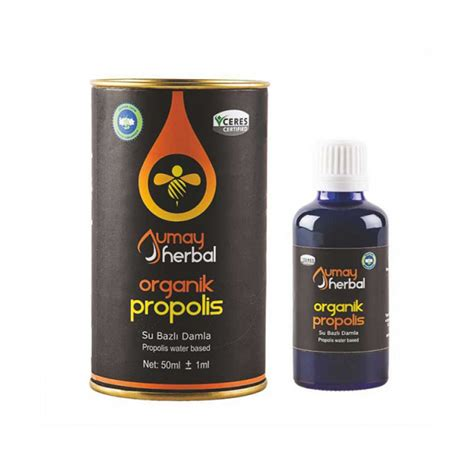Herbal Propolis umay herbal organik propolis 50 ml