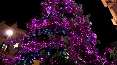 christmas high pink led light tree christmas decorations