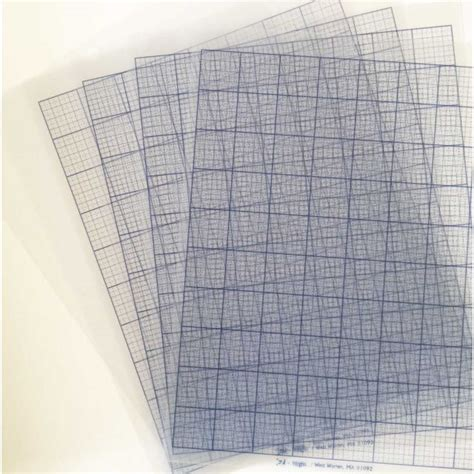 Template Plastic Sheets by Templates Plastic Sheets Ez Quilting Quilter S