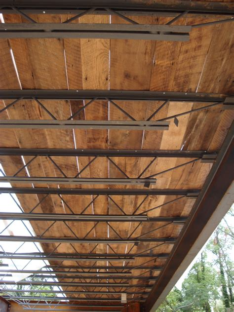 Metal Ceiling Joist by Steel Bar Joist Car Interior Design