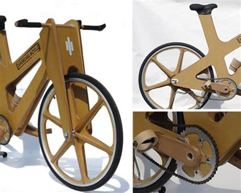 How To Make A Motorcycle Out Of Paper - transportation tuesday the cardboard bike cardboard bike