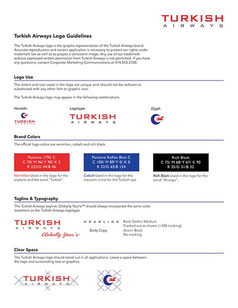 united airlines packing guidelines turkish airways brand identity on behance