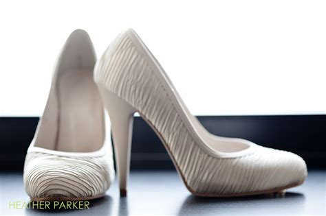Handmade Shoes Australia - a gorgeous wedding at the intercontinental hotel chicago