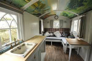 Compact Cabin Plans Shepherds Hut On Pinterest Bespoke Interiors And Yorkshire