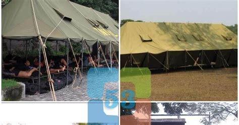 Tenda Regu Standar Tni Pleton tenda pleton standar tni