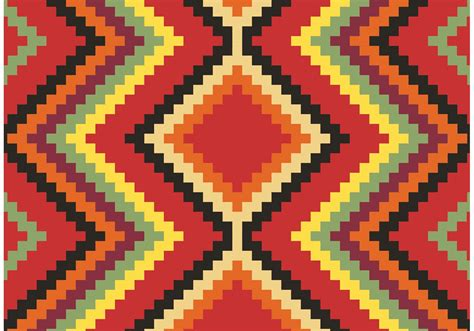 tribal native pattern native american pattern free vector download free vector