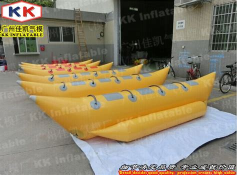 banana boat wholesale online buy wholesale inflatable flying banana boat from