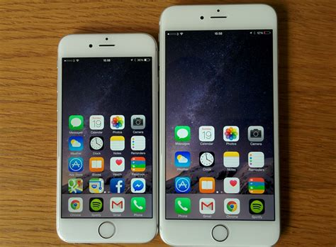 iphone 6 vs iphone 6 plus which one is better anzee