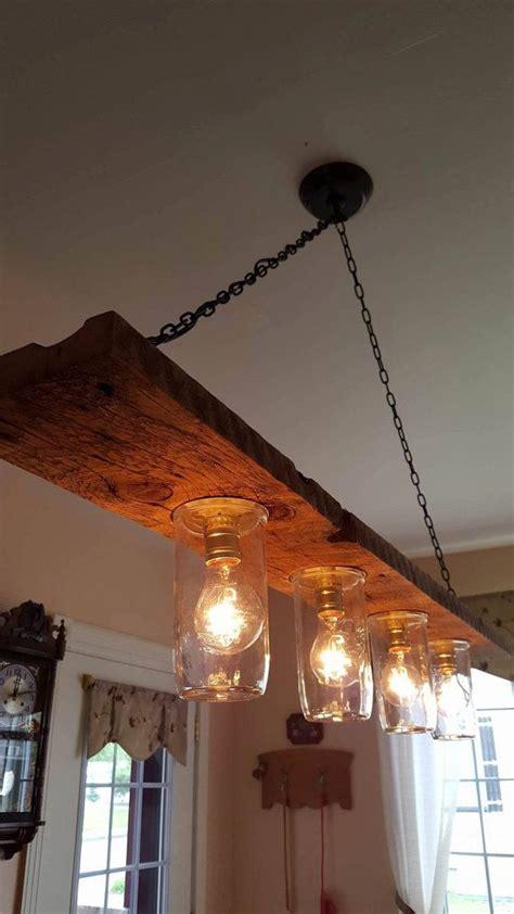 lampara colgante por efcy en etsy iluminacion rustica