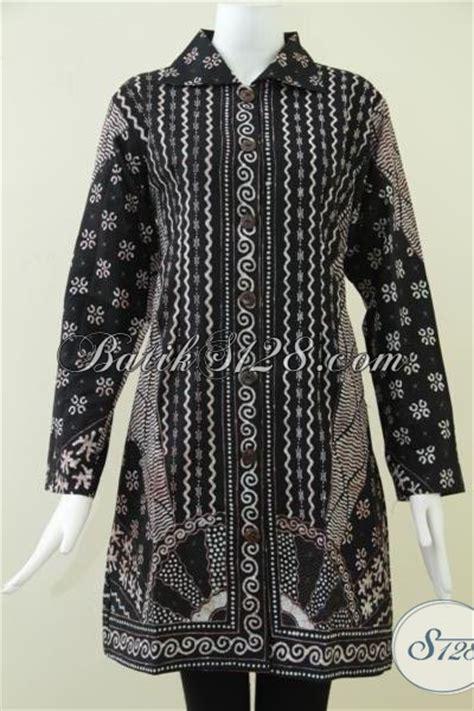 Baju Batik Pejabat Wanita baju batik warna elegan untuk blus batik tulis wanita pejabat bls918t xl toko batik 2018