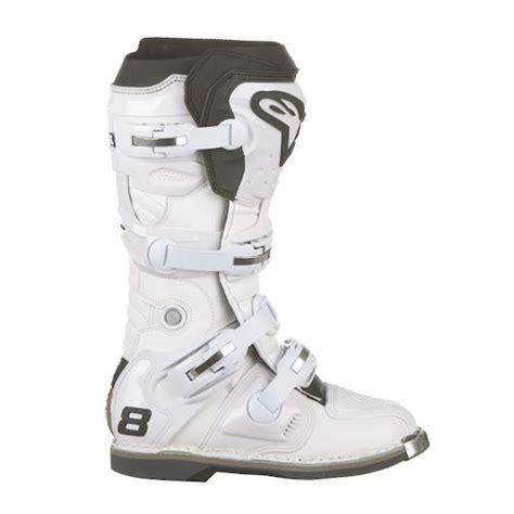 alpinestars tech 8 boots closeout motocross offroad boots revzilla