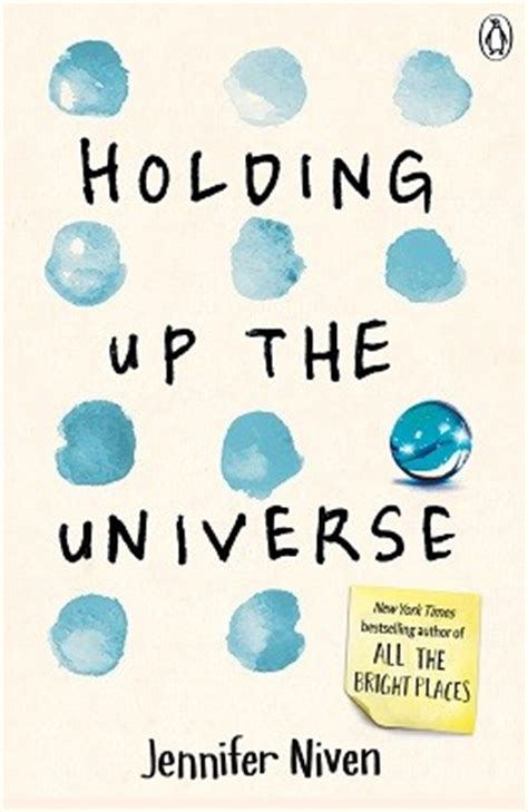 holding up the universe by jennifer niven waterstones